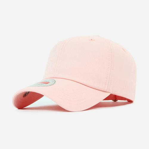 프리미어 빅사이즈 무지 워싱 볼캡 핑크 60CM (B022)